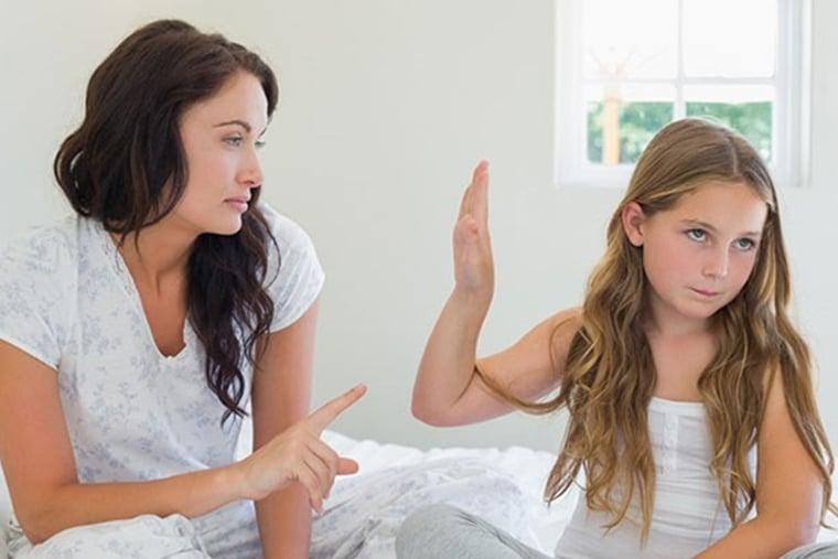 """Một đặc tính chung ở tuổi dậy thì là""""ham muốn trở thành một người lớn"""""""