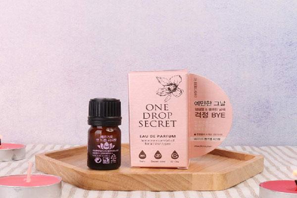 Bergamo One Drop Secret - Nước hoa vùng kín Hàn Quốc
