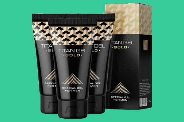 Gel Titan là dòng sản phẩm được xuất xứ tại Nga