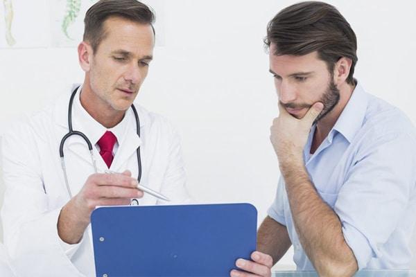 Nên tham khỏa ý kiến bác sĩ trước khi sử dụng sản phẩm