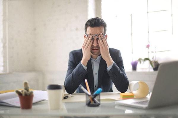 Người hay bị mệt mỏi, áp lựu trong công việc thì nên sử dụng