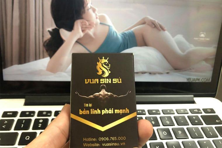 "Sản phẩm ""Vua Sìn Sú"" của shop Condom Việt"