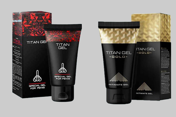 Gel Titan có 2 loại chính Titan gel đỏ – Titan gel gold